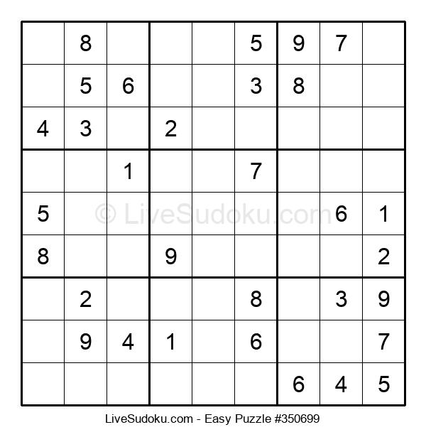 Beginners Puzzle #350699