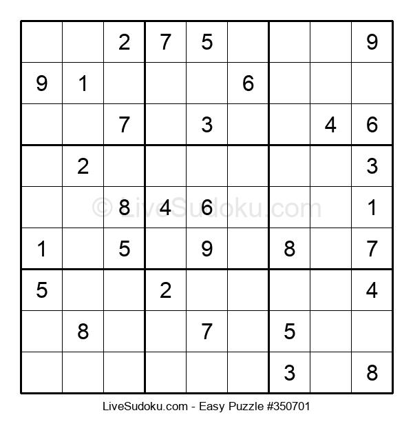 Beginners Puzzle #350701