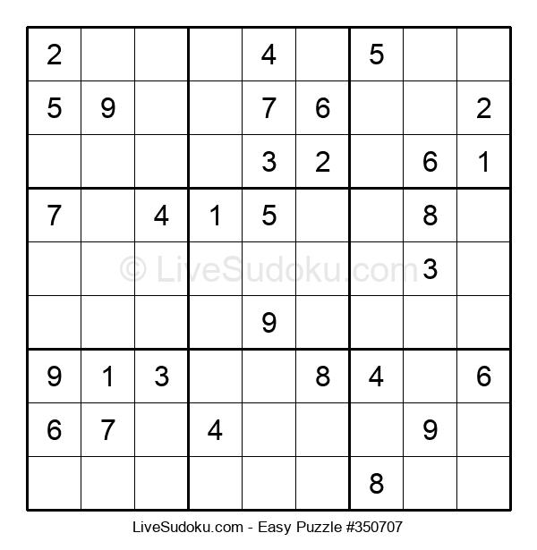 Beginners Puzzle #350707