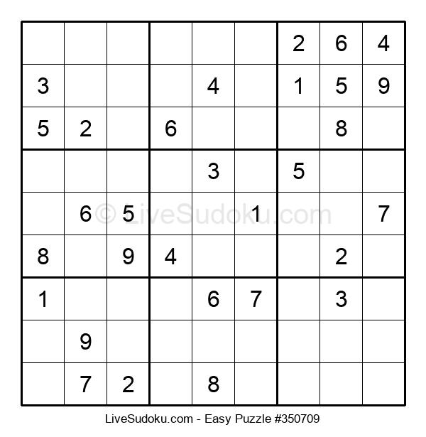 Beginners Puzzle #350709