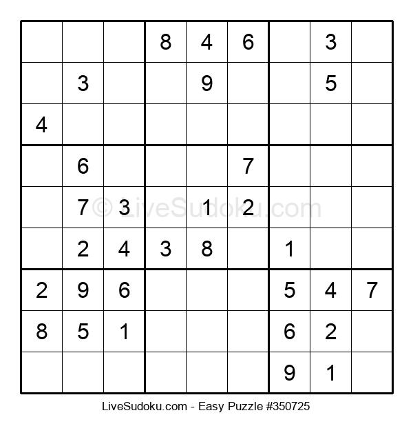 Beginners Puzzle #350725