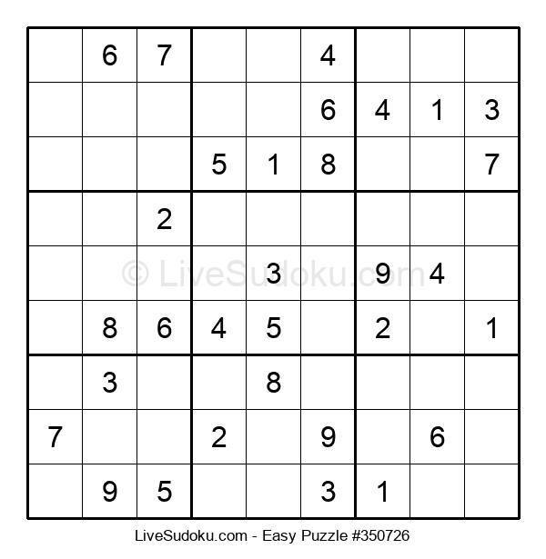 Beginners Puzzle #350726