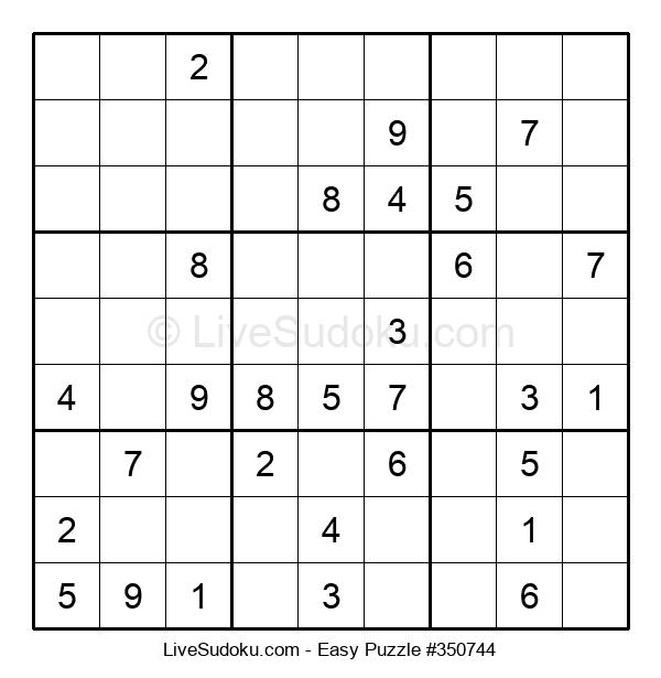 Beginners Puzzle #350744