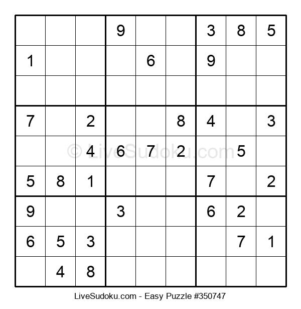 Beginners Puzzle #350747