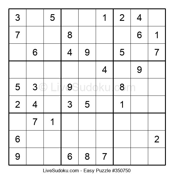 Beginners Puzzle #350750
