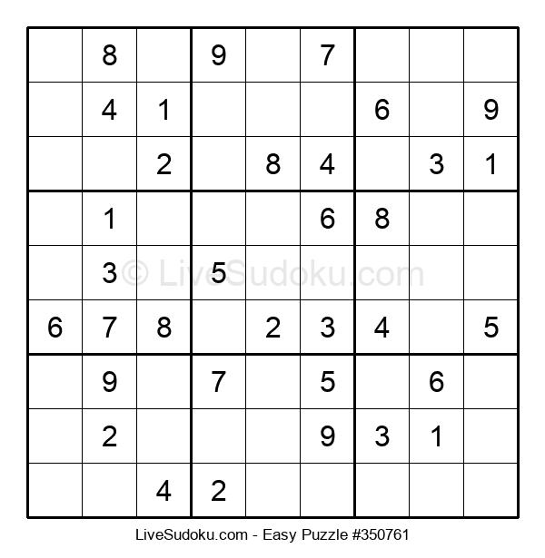 Beginners Puzzle #350761