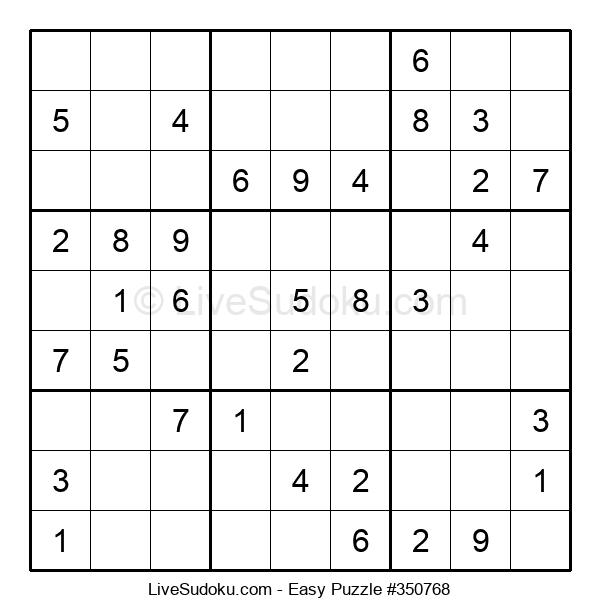 Beginners Puzzle #350768