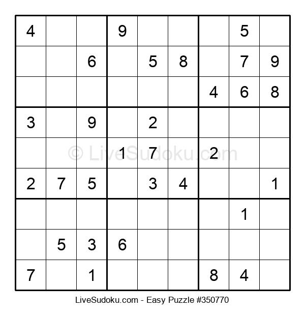Beginners Puzzle #350770