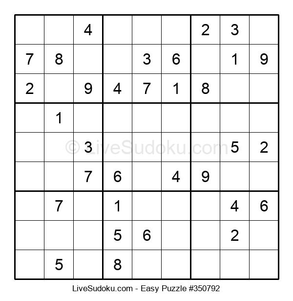 Beginners Puzzle #350792