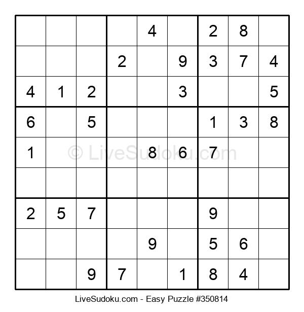 Beginners Puzzle #350814