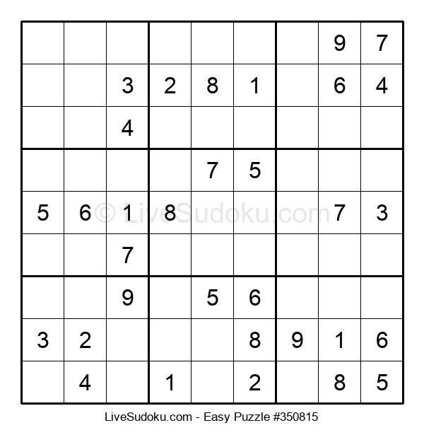 Beginners Puzzle #350815