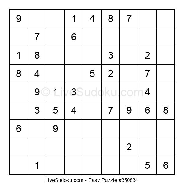 Beginners Puzzle #350834