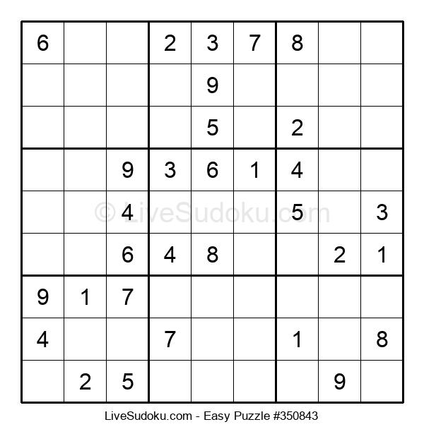 Beginners Puzzle #350843