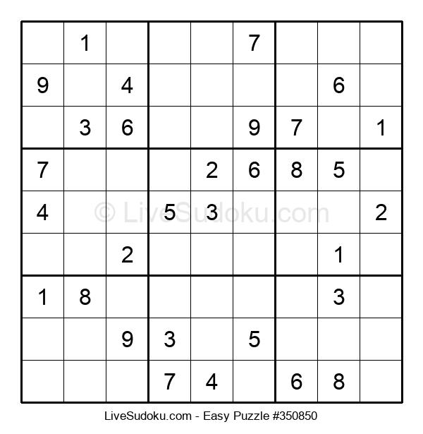 Beginners Puzzle #350850