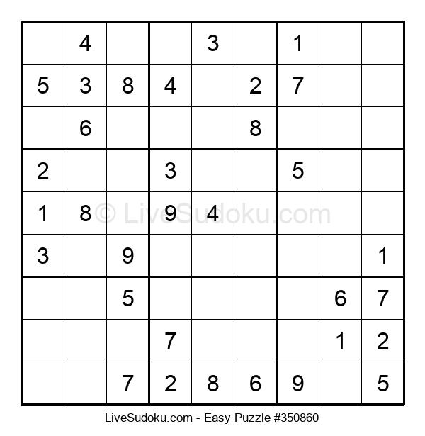 Beginners Puzzle #350860