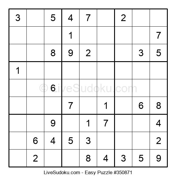 Beginners Puzzle #350871