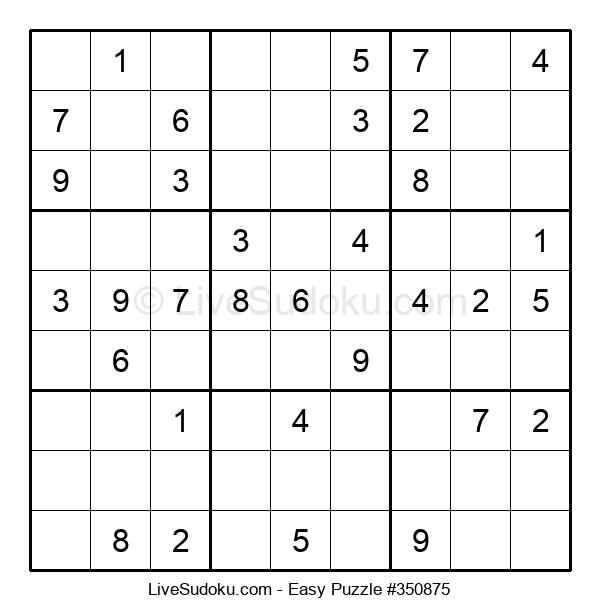 Beginners Puzzle #350875