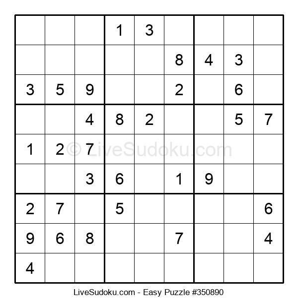 Beginners Puzzle #350890