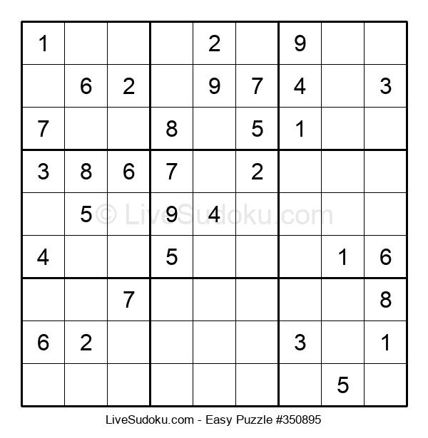 Beginners Puzzle #350895