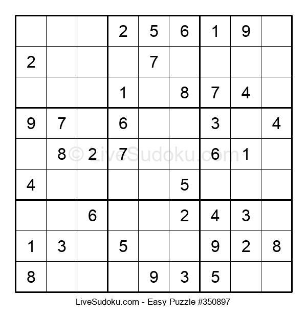 Beginners Puzzle #350897