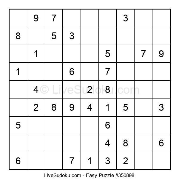 Beginners Puzzle #350898