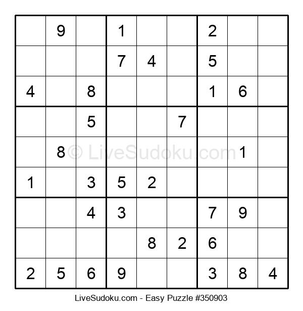 Beginners Puzzle #350903