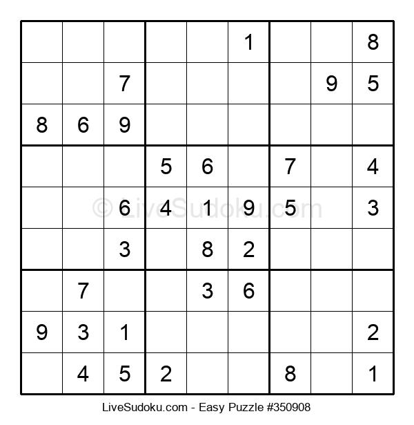 Beginners Puzzle #350908