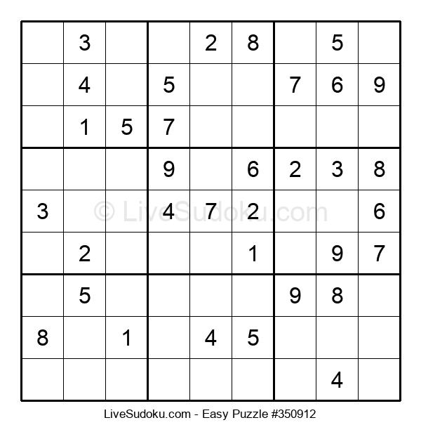 Beginners Puzzle #350912