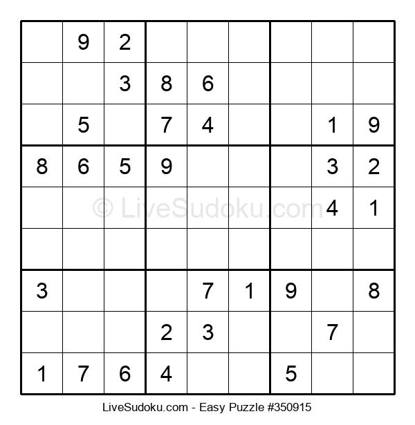 Beginners Puzzle #350915