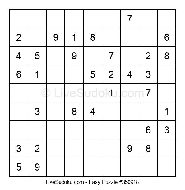 Beginners Puzzle #350918