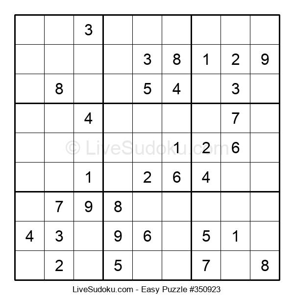 Beginners Puzzle #350923