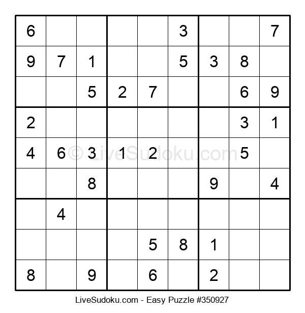 Beginners Puzzle #350927