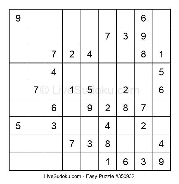 Beginners Puzzle #350932