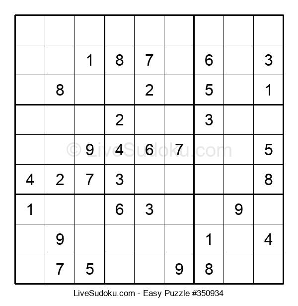 Beginners Puzzle #350934
