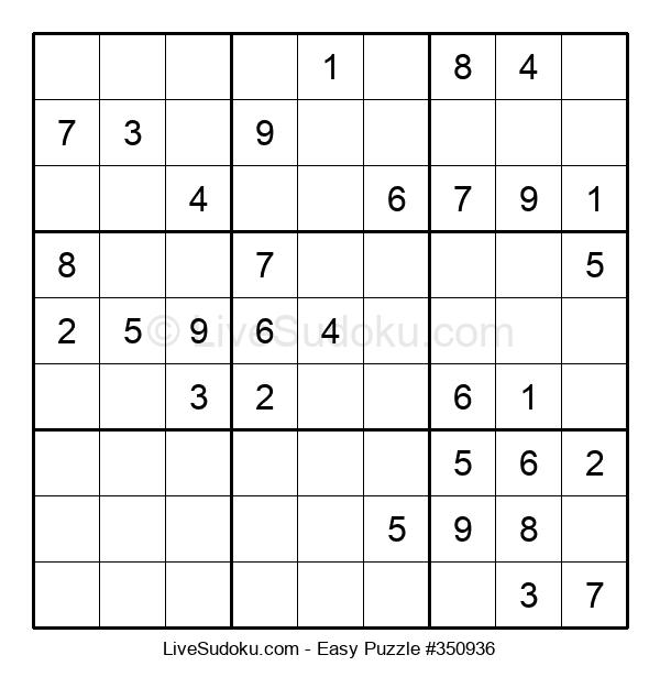 Beginners Puzzle #350936
