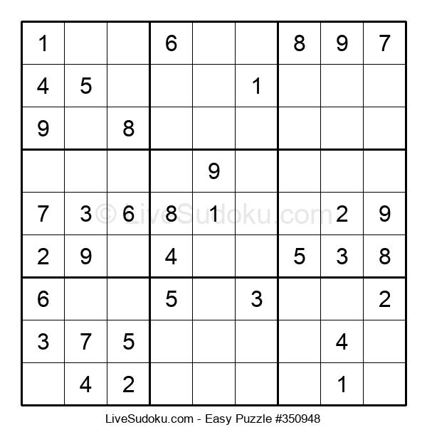 Beginners Puzzle #350948