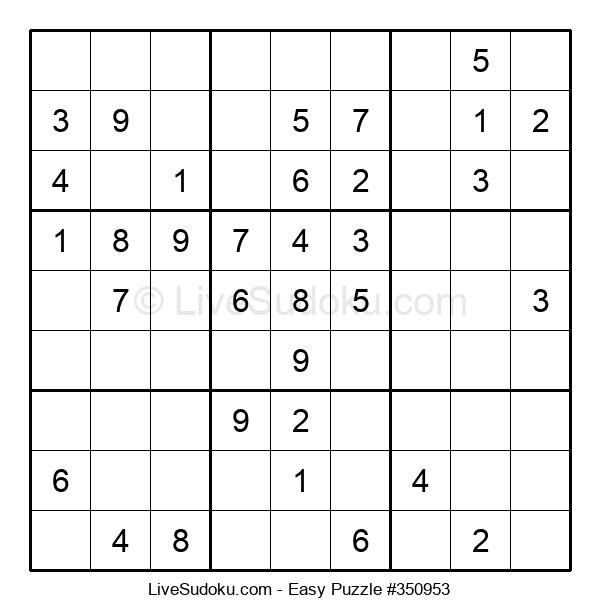 Beginners Puzzle #350953