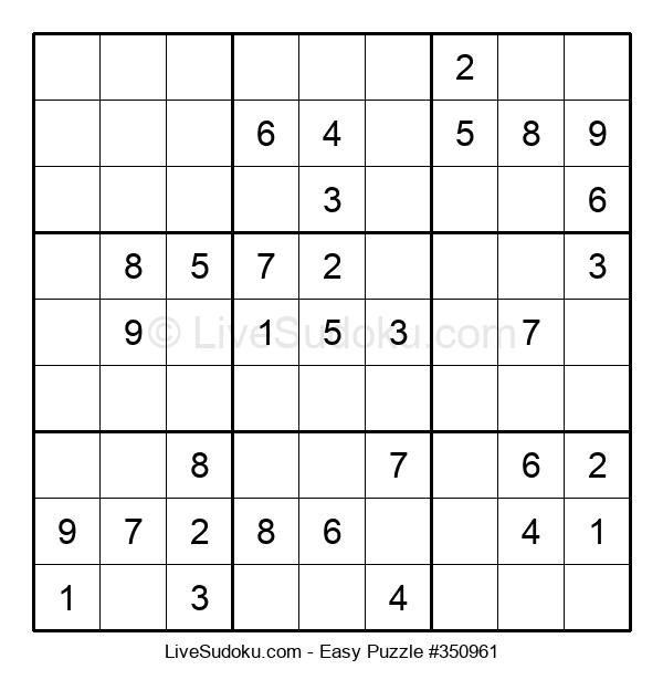 Beginners Puzzle #350961