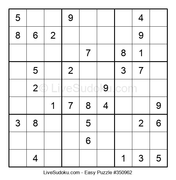 Beginners Puzzle #350962