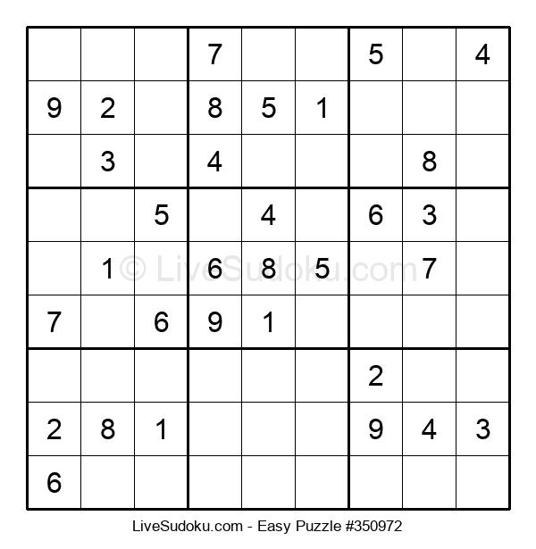 Beginners Puzzle #350972