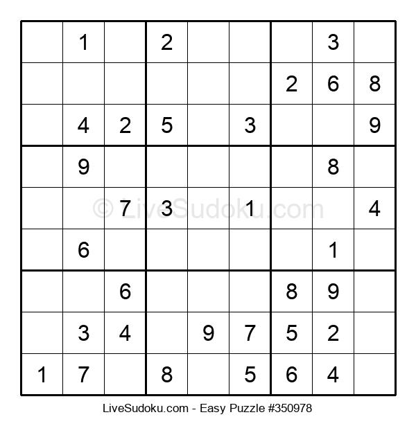 Beginners Puzzle #350978