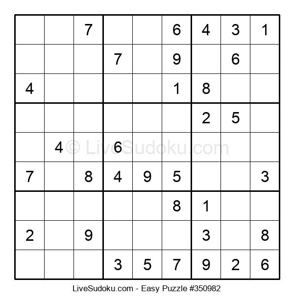 Beginners Puzzle #350982