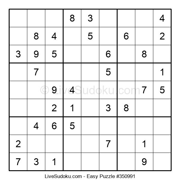 Beginners Puzzle #350991