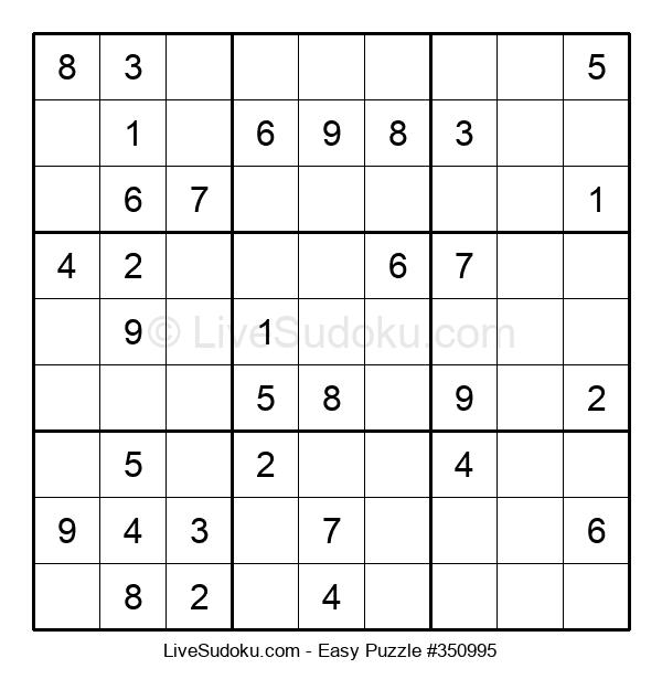Beginners Puzzle #350995