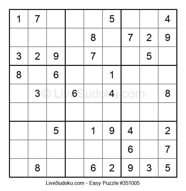 Beginners Puzzle #351005