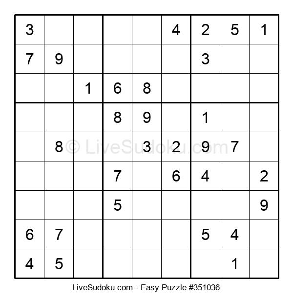 Beginners Puzzle #351036