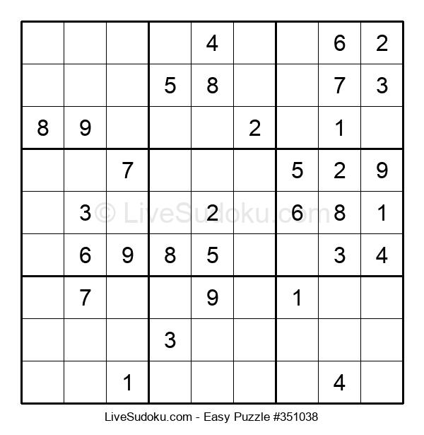 Beginners Puzzle #351038