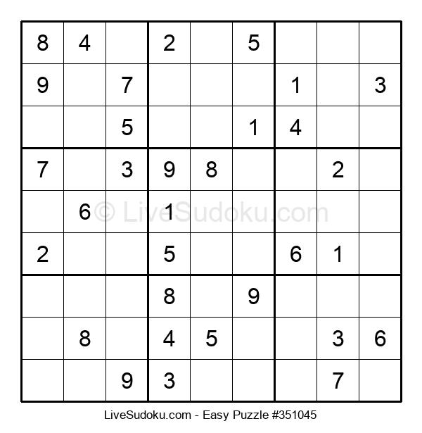 Beginners Puzzle #351045