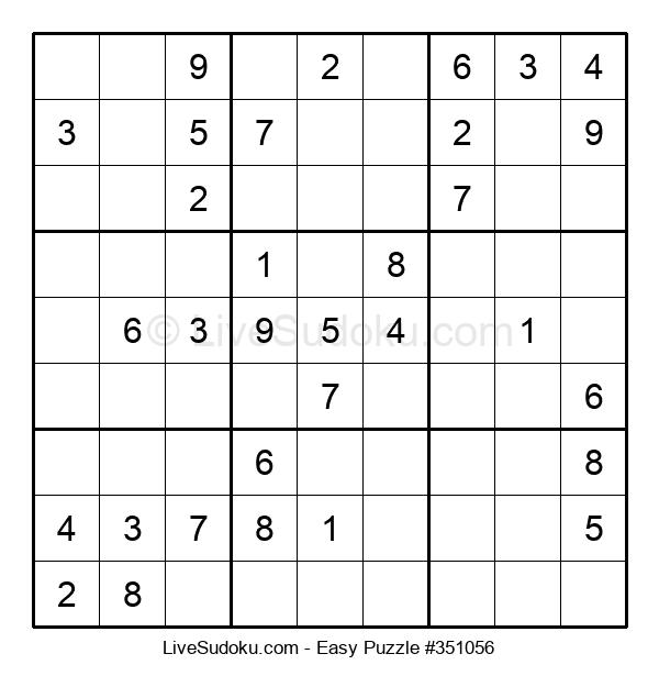 Beginners Puzzle #351056