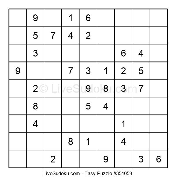 Beginners Puzzle #351059